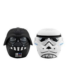 Bitty Boomers Star Wars Darth Vader & Stormtrooper Speaker 2-pack