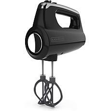 Black & Decker Helix Performance Premium Hand Mixer - Black