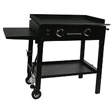 """Blackstone 28"""" 2-Burner Gas Griddle Cooking Station"""