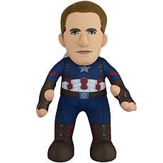 "Bleacher Creatures Marvel Captain America 10"" Plush Figure"