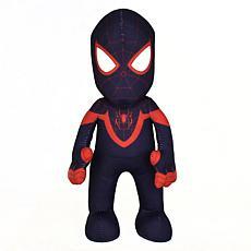 "Bleacher Creatures Marvel Miles Morales Spider-Man 10"" Plush Figure"