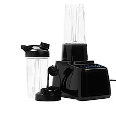 Blendtec Designer 650 Blender with 2 Personal Go Jars