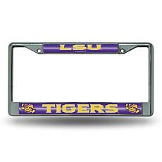 Bling License Plate Frame - Louisiana State University