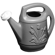 Bloem Promo 2-Gallon Watering Can with Rotating Nozzle - Peppercorn
