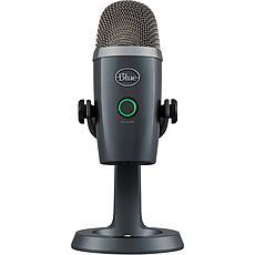 Blue Yeti Nano Microphone in Shadow Gray