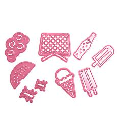 BoBunny 9-piece Picnic Cutting Dies
