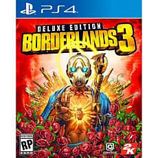 Borderlands 3 - Deluxe Edition for PS4