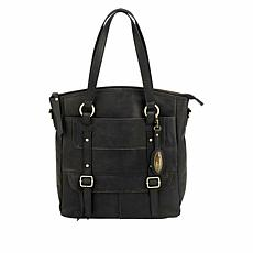 Born® Barnard Distressed Leather Tote