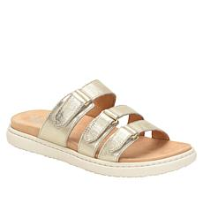 Born® Daintree Leather Sport Slide Sandal
