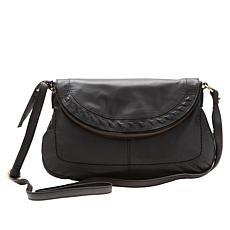 Born Janice Leather Crossbody Bag