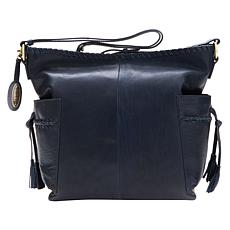 Born Leather Barrow St. Crobo Handbag