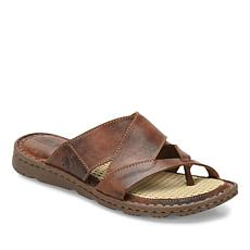 Born® Sorja Leather Slide Sandal