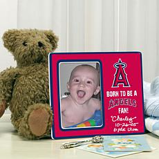 Born to be an Anaheim Angels Fan Photo Frame