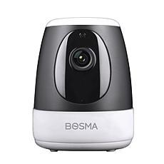 Bosma XC 1080p Full HD Indoor Wi-Fi Smart 360° Pan Security Camera