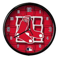 Boston Red Sox Team Net Clock