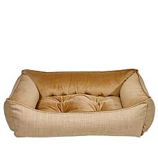Bowsers Luxurious Designer Scoop Pet Bed