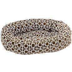 Bowsers Royal Treatment Donut Pet Bed - Large