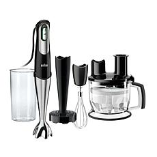 Braun Multiquick 7 Handheld Blender with 6-Cup Chopper