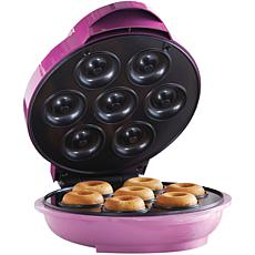 Brentwood Appliances TS-250 Nonstick Electric Mini Donut Maker