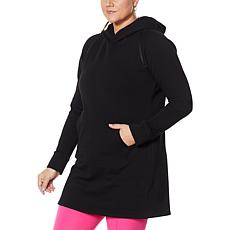 """Brittany Humble """"ComfyxCozy"""" """"Transformable"""" Tunic Hoodie"""
