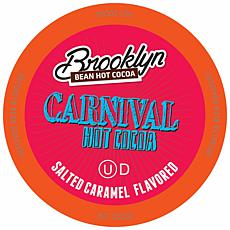 Brooklyn Beans Carnival Choc. Salted Caramel Hot Cocoa K-Cup Pods 40pk