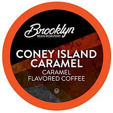 Brooklyn Beans Coney Island Caramel Coffee Pods 72-count