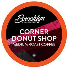 Brooklyn Beans Corner Donut Shop Coffee Pods 72-count