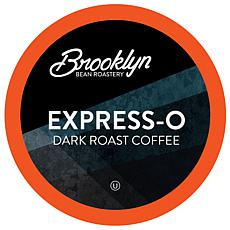 Brooklyn Beans Express-O Coffee Pods for 2.0 Keurig 72-Count