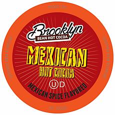 Brooklyn Beans Mexican Cocoa Hot Chocoa Pods for 2.0 Keurig 40-Count