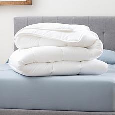 Brookside Medium Warmth Down Alternative Microfiber Comforter, Twin