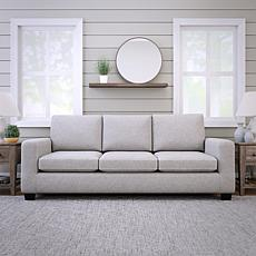 "Brookside Shay 85"" Upholstered Track Arm Sofa"