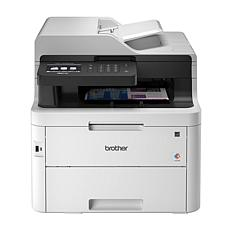 "Brother Compact Digital All-in-One Printer with 3.7"" Color Touchscreen"