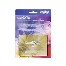 Brother ScanNCut Premium Pack 25-pattern