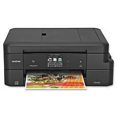 Brother Work Smart Inkjet All-In-One Wireless Printer with Software