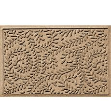 Bungalow Aqua Shield Boxwood Doormat