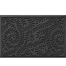 Bungalow Aqua Shield Boxwood Doormat