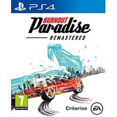 Burnout Paradise: Remastered - PS4
