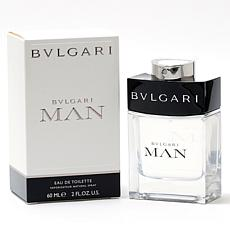 Bvlgari Man 2 oz. Eau De Toilette Spray