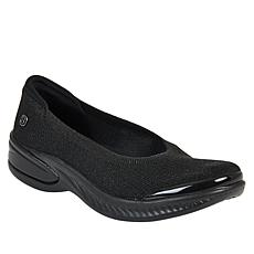 Bzees Nutmeg Sparkle Knit Washable Slip-On Shoe