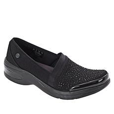 Bzees Red Hot Washable Slip-On Shoe