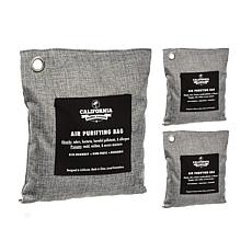 California Home Goods Charcoal Odor Neutralizer 3-Pack