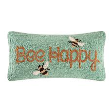 C&F Home Bee Happy Pillow