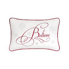 C&F Home Believe Pillow