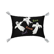 C&F Home Boo Ghosts Pillow