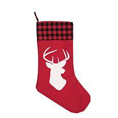 C&F Home Buffalo Check Deer Stocking