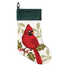 C&F Home Cardinal Stocking