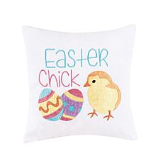 C&F Home Easter Chicks Pillow