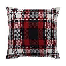 C&F Home Fireside Plaid Pillow