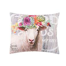 C&F Home Garden Story Sheep Pillow
