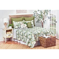 C&F Home Magnolia Garden Quilt Set - King